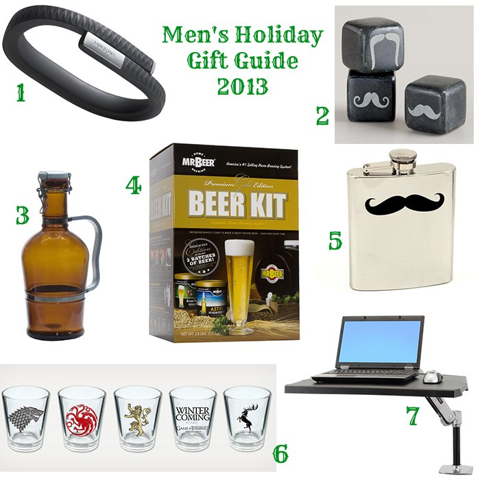 Men's holiday gift guide - Men's Holiday Gift Guide What The Fab