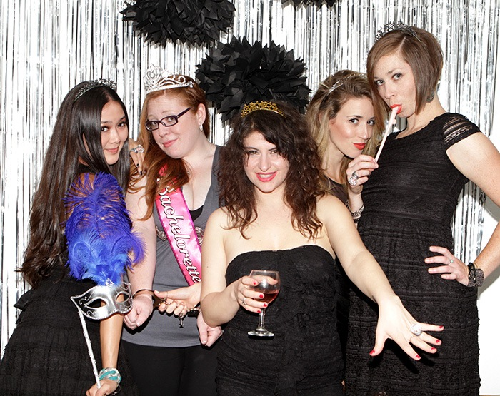 50 shades bachelorette party - How to throw a 50 shades of grey bachelorette party by popular San Francisco lifestyle blogger What The Fab