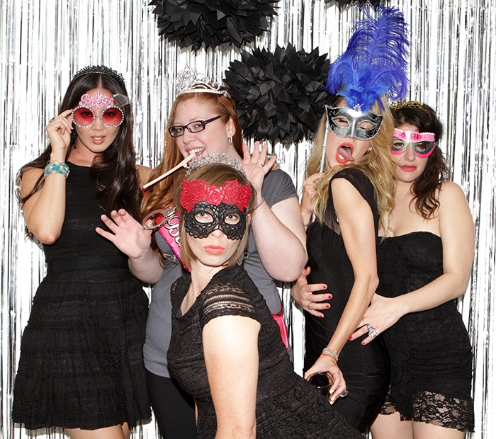 50 shades bachelorette - How to throw a 50 shades of grey bachelorette party by popular San Francisco lifestyle blogger What The Fab
