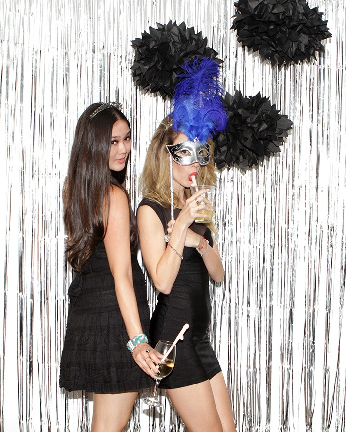 50 shades of grey party - How to throw a 50 shades of grey bachelorette party by popular San Francisco lifestyle blogger What The Fab
