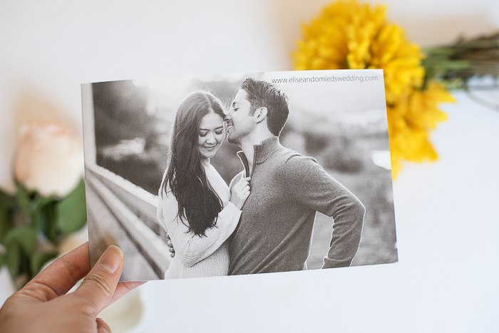 how to design your own save the dates