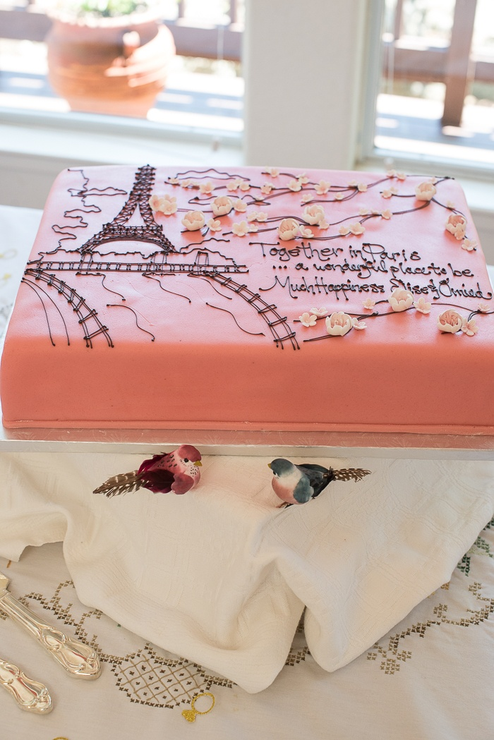 Wedding Wednesday: Parisian Bridal Shower