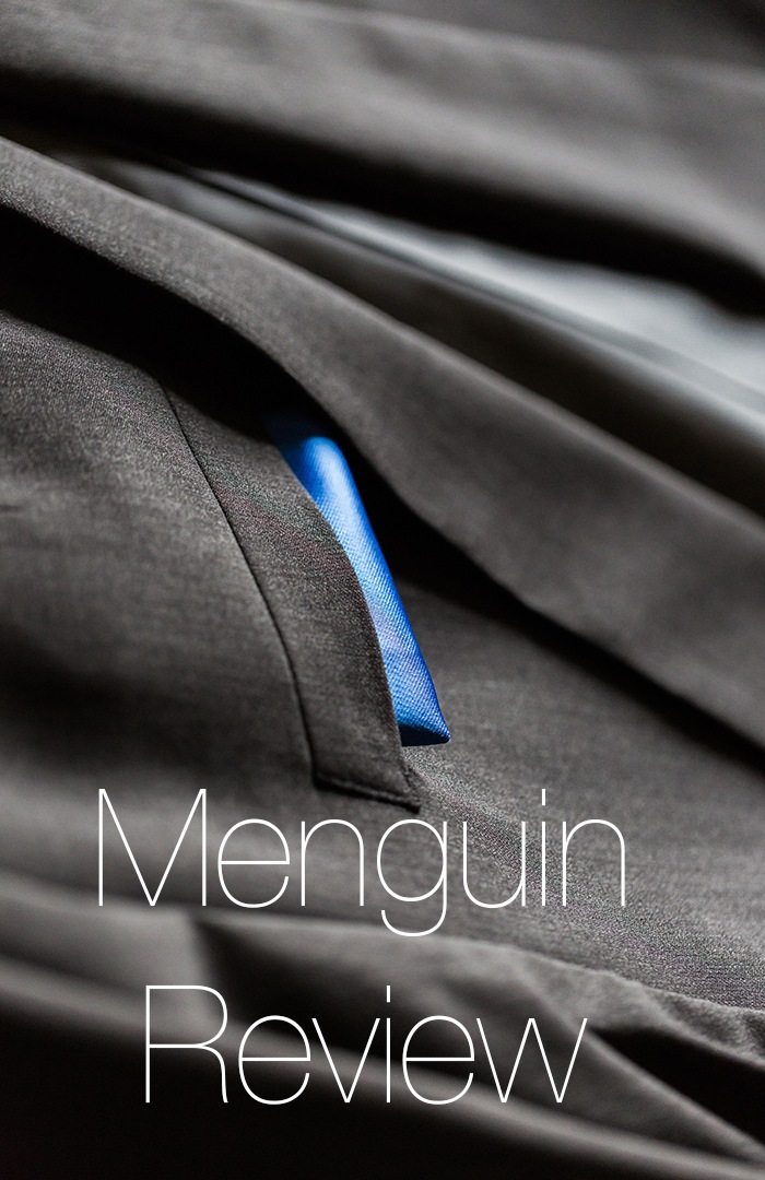 Menguin review by popular San Francisco style blogger What The Fab