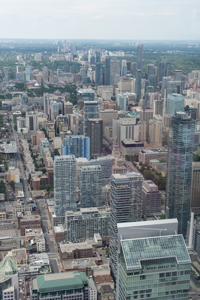Toronto Itinerary
