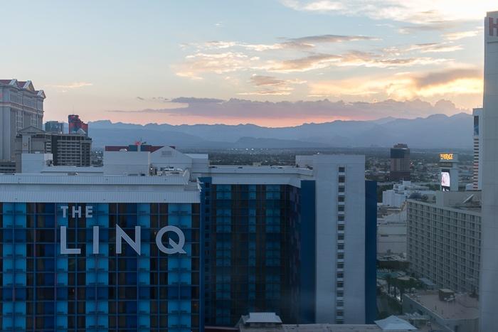 Las Vegas Itinerary