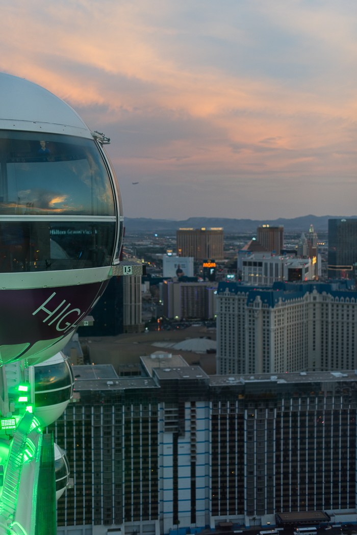 Las Vegas Attractions, by Travel Blogger What The Fab