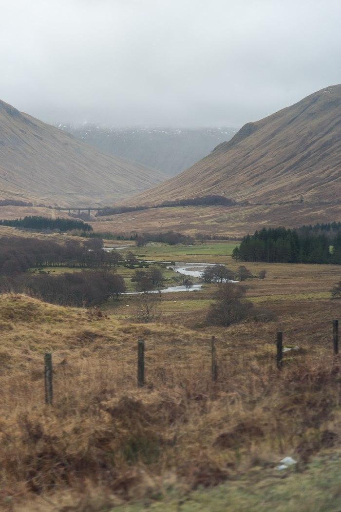 Scotland Itinerary