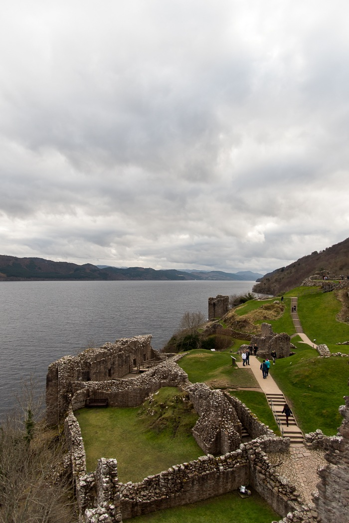Scotland Itinerary