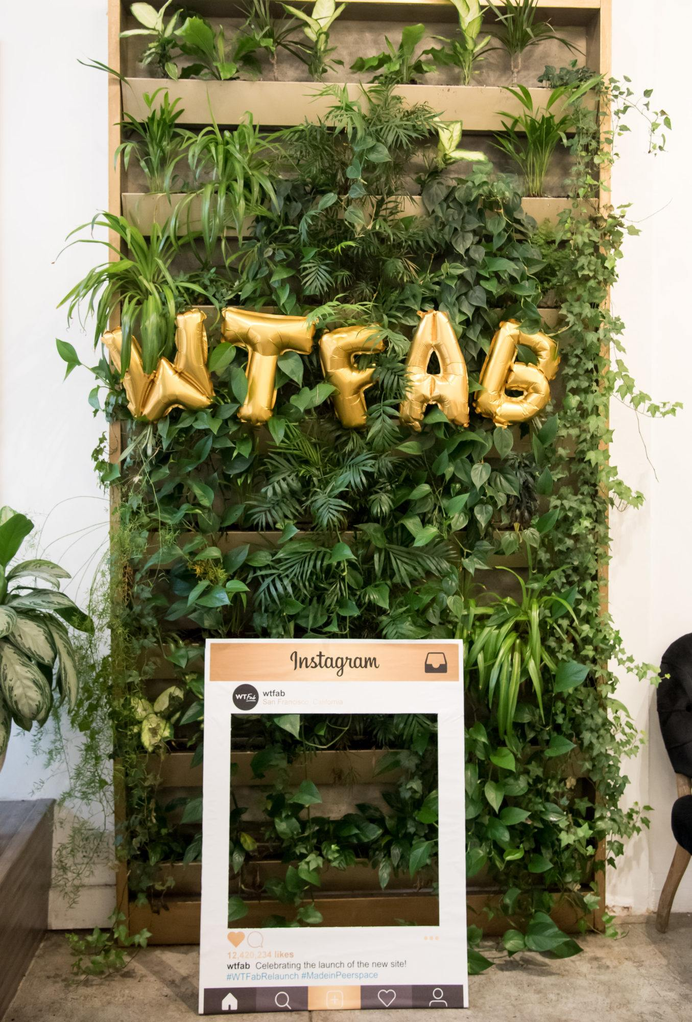What The Fab Relaunch Party
