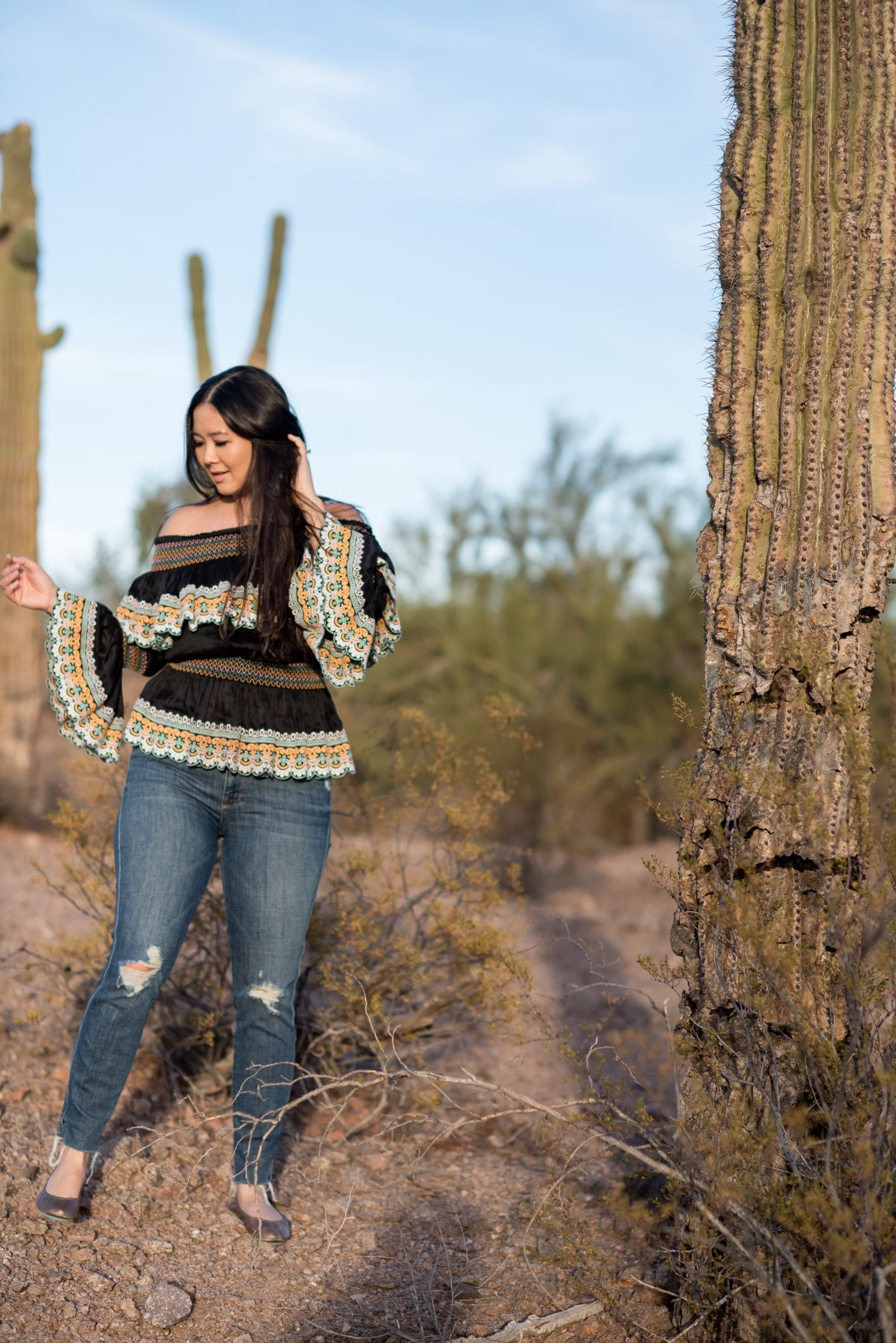 Dancing with Cacti