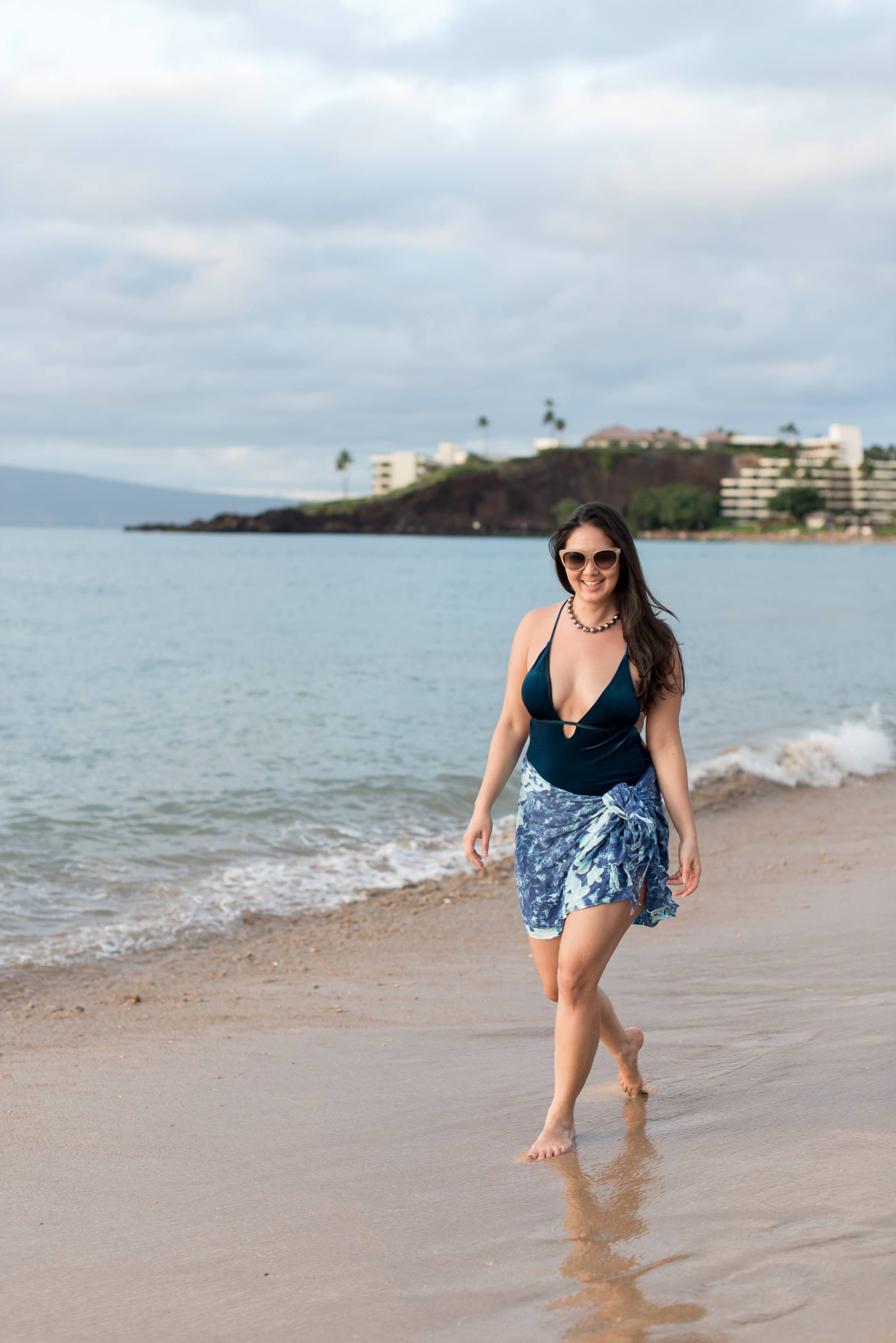 Fab Swimwear: Solstice Collection by Elizabeth Jane featured by popular San Francisco fashion and travel blogger, What The Fab