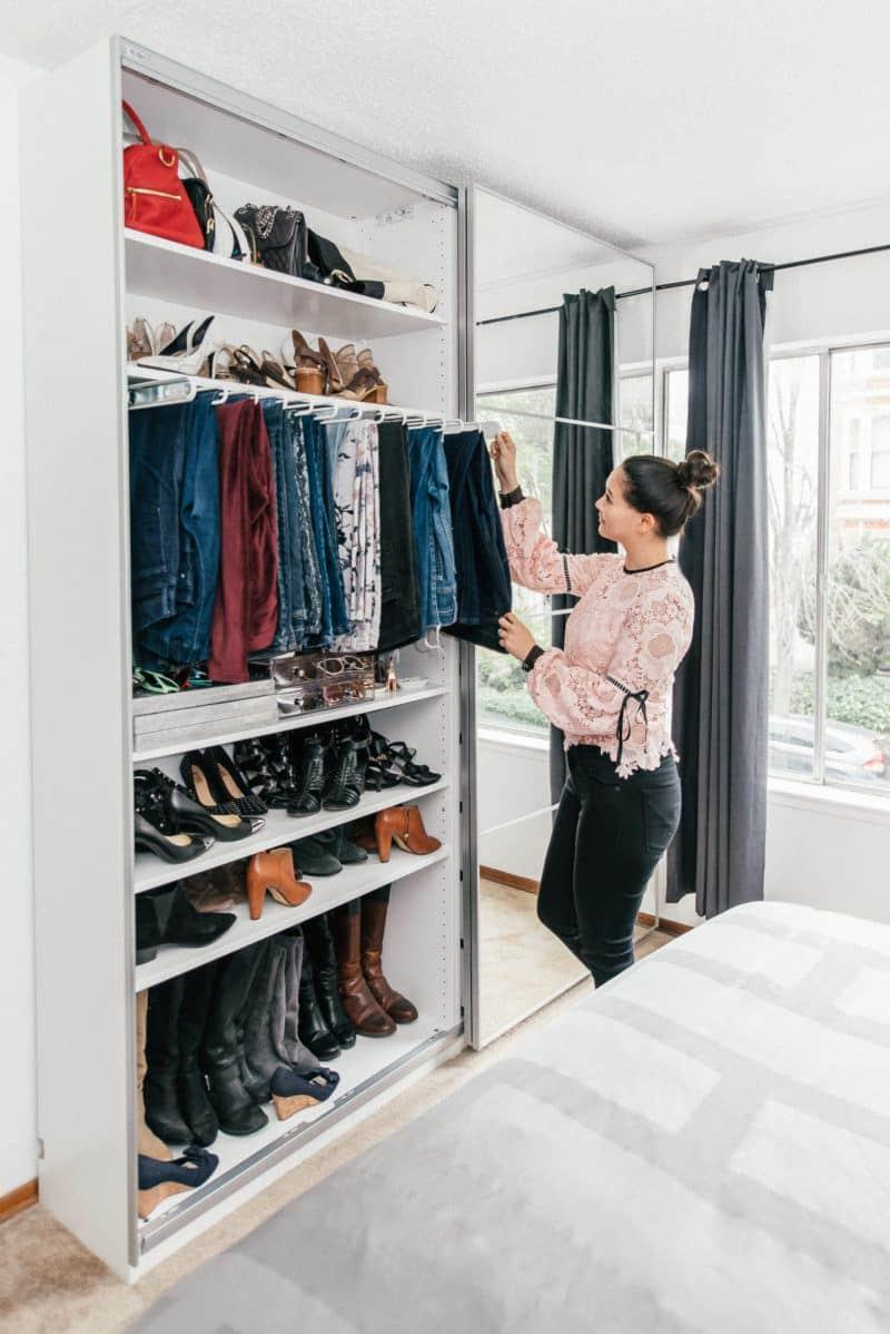 Ikea Wardrobe Closet