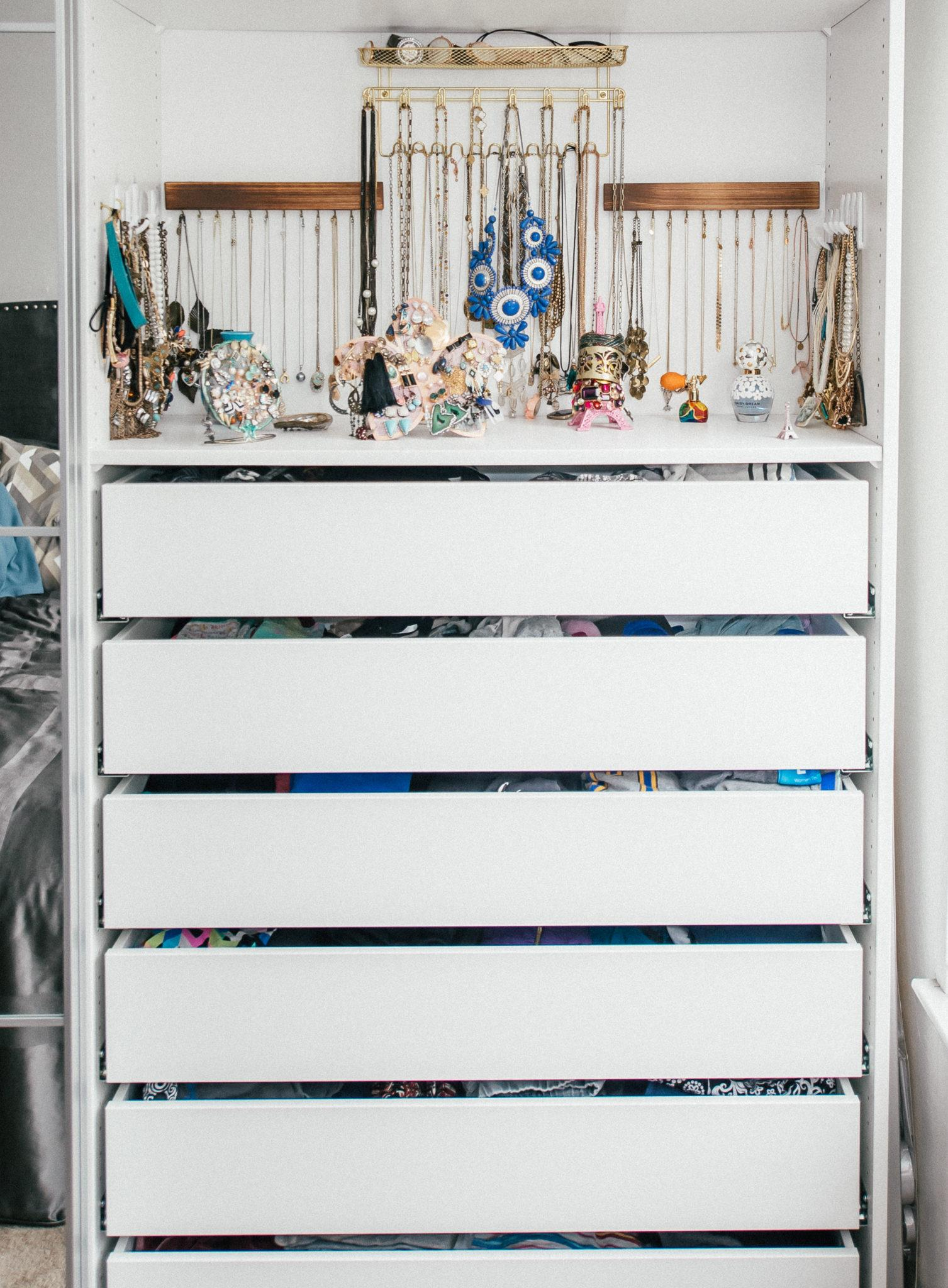 Custom Ikea Pax Wardrobe Closet Review By Por San Francisco Lifestyle Blogger What The Fab