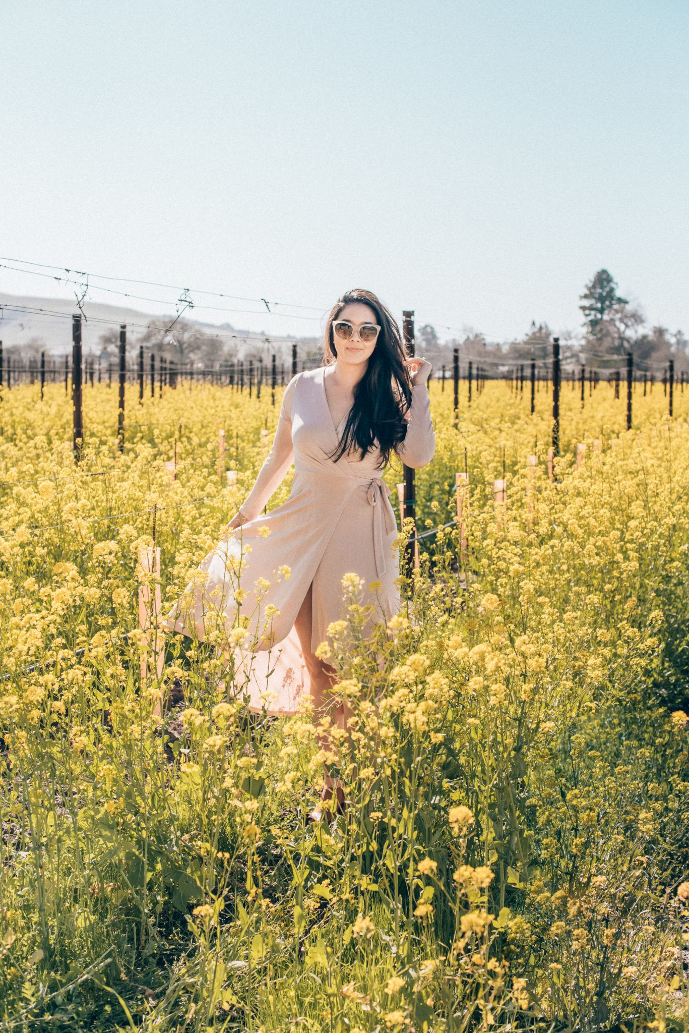 Three Sticks Winery in Sonoma featured by popular San Francisco travel blogger, What The Fab