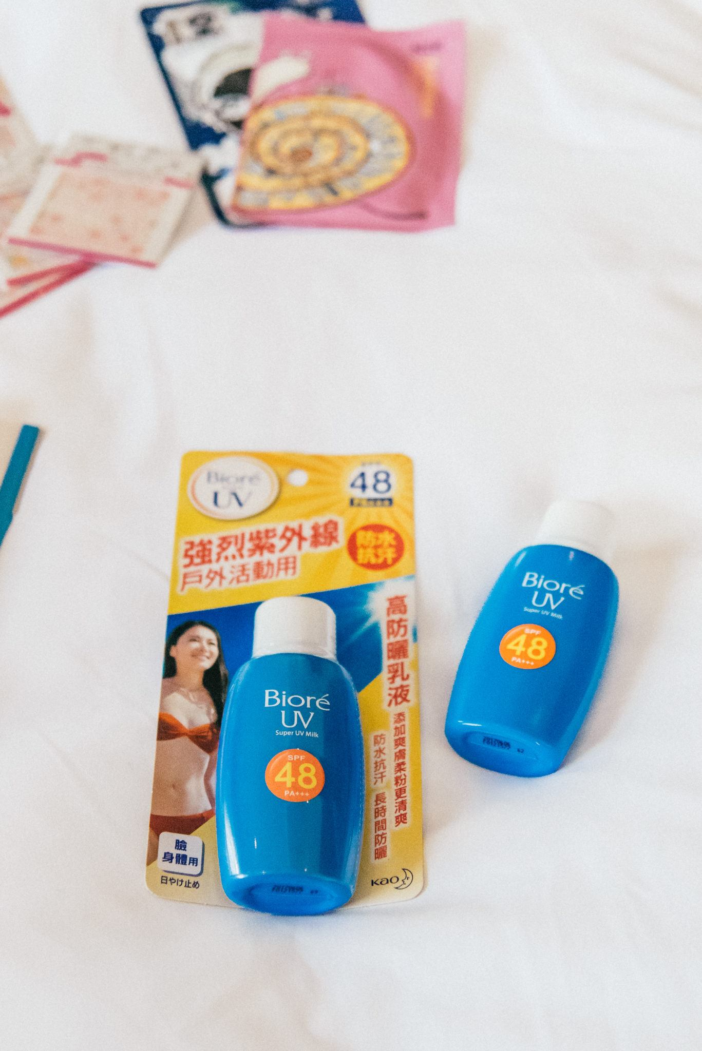 Taiwan beauty products featured by popular San Francisco travel and beauty blogger, What The Fab