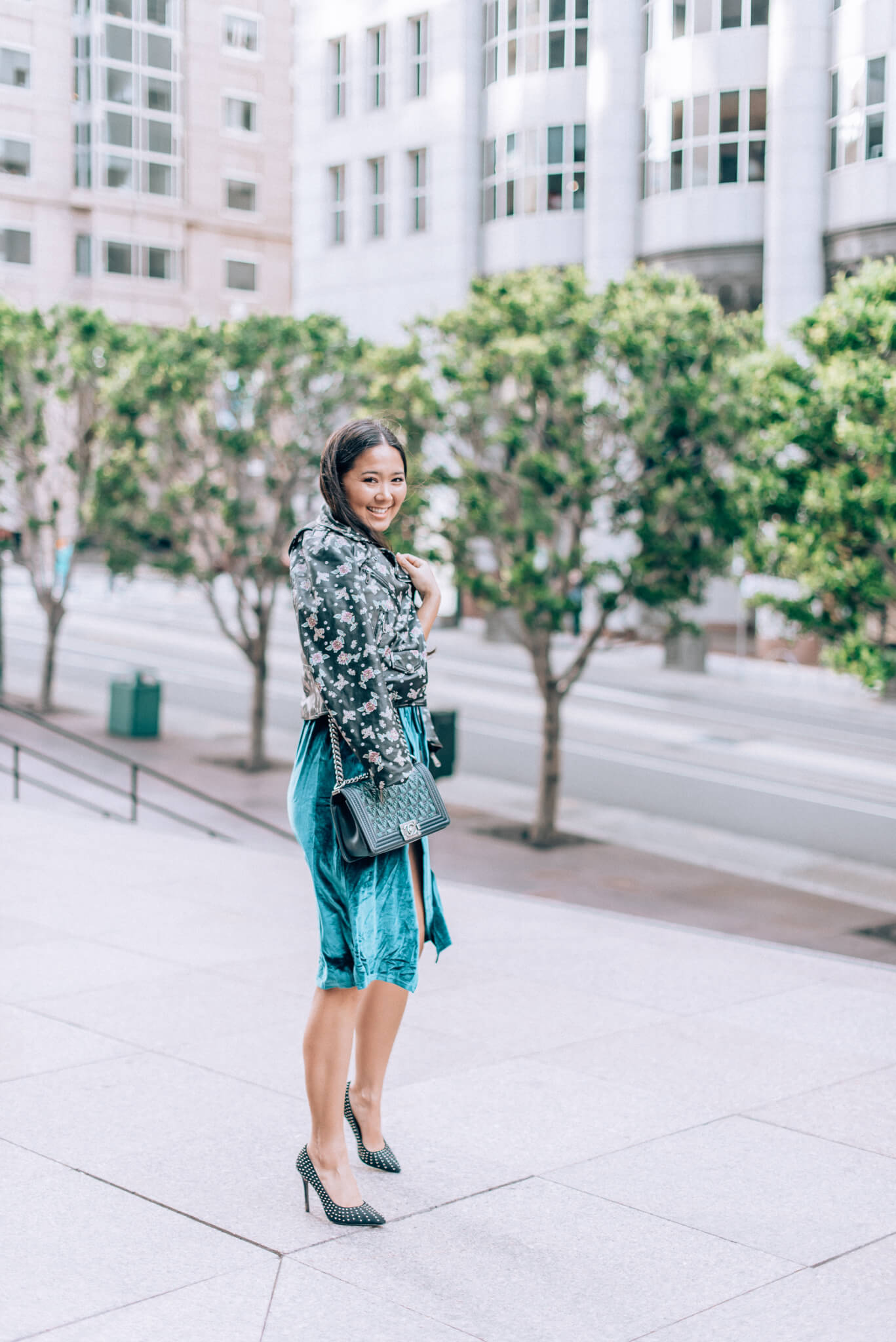 In love with the Coco: Bag Borrow or Steal Review featured by popular San Francisco fashion blogger, WTFab