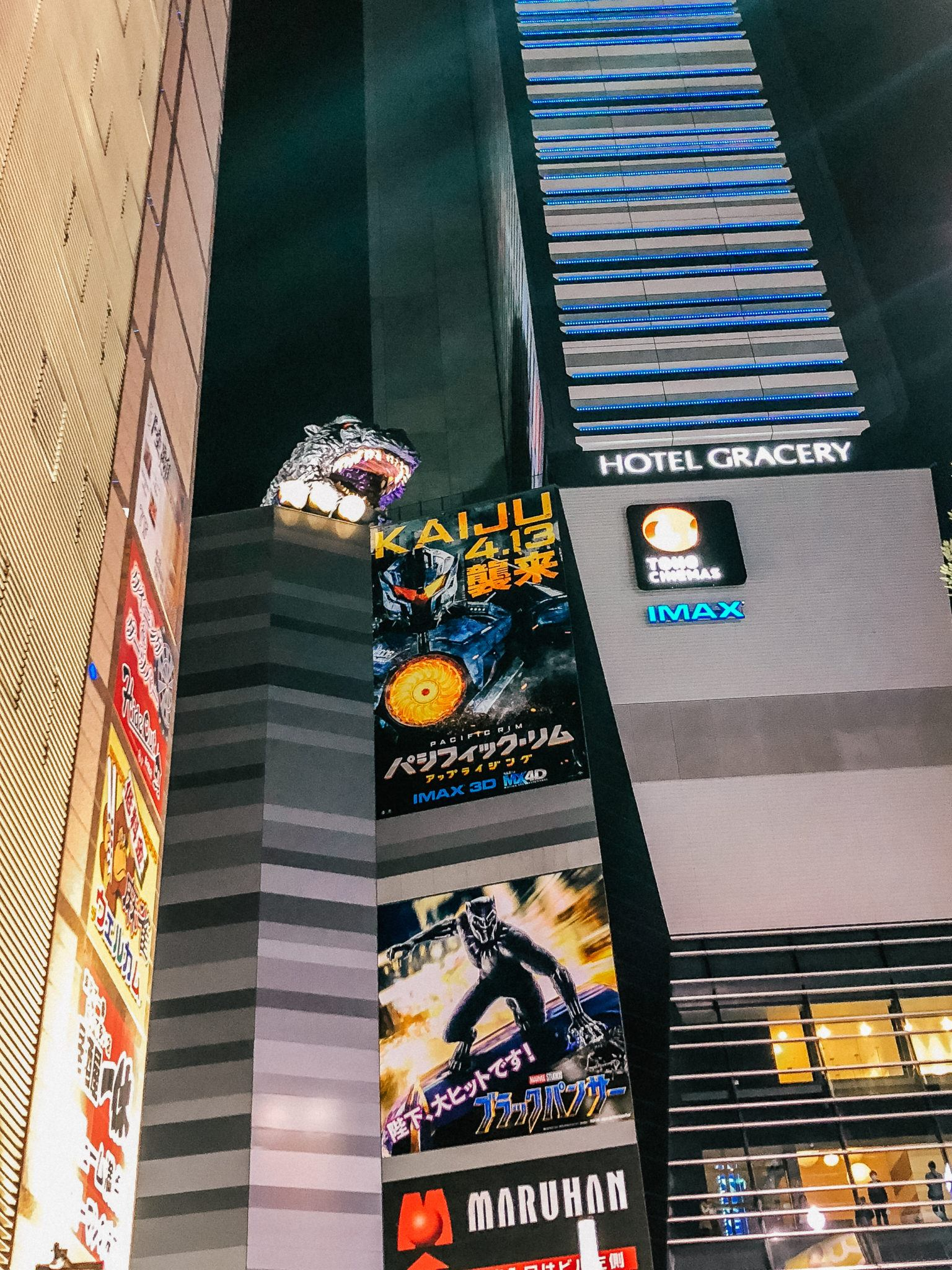 What to do in Tokyo