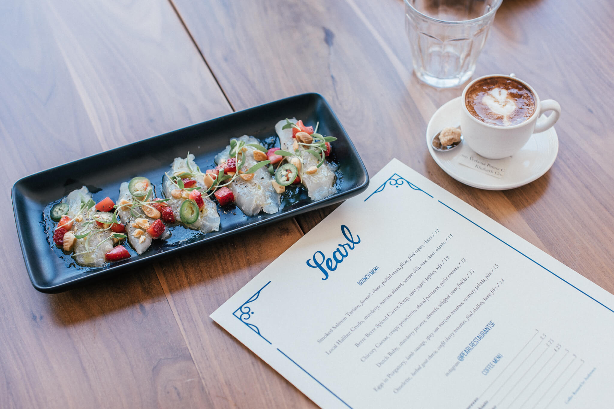 Newly Opened Restaurant: Pearl, San Francisco by popular San Francisco style, WTFab