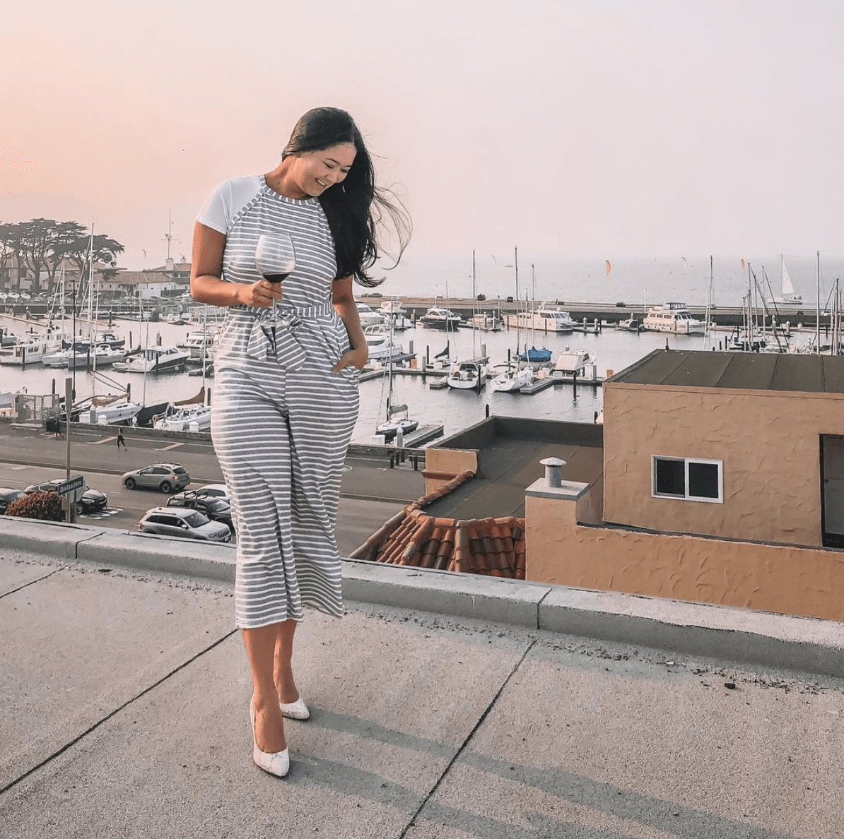 New York | Napa | Wine Country | Trips | August Instagram Fashion featured by popular San Francisco fashion blogger What The Fab