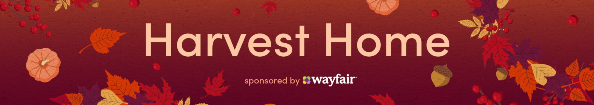 Wayfair | Five chic ways to add some fall home decor to your life featured by top San Francisco lifestyle blog What The Fab