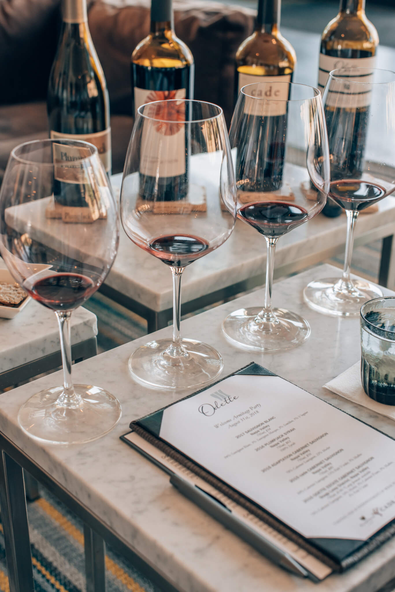 Wine Tasting | Napa | California | Odette Estate Winery featured by top San Francisco travel blog What The Fab
