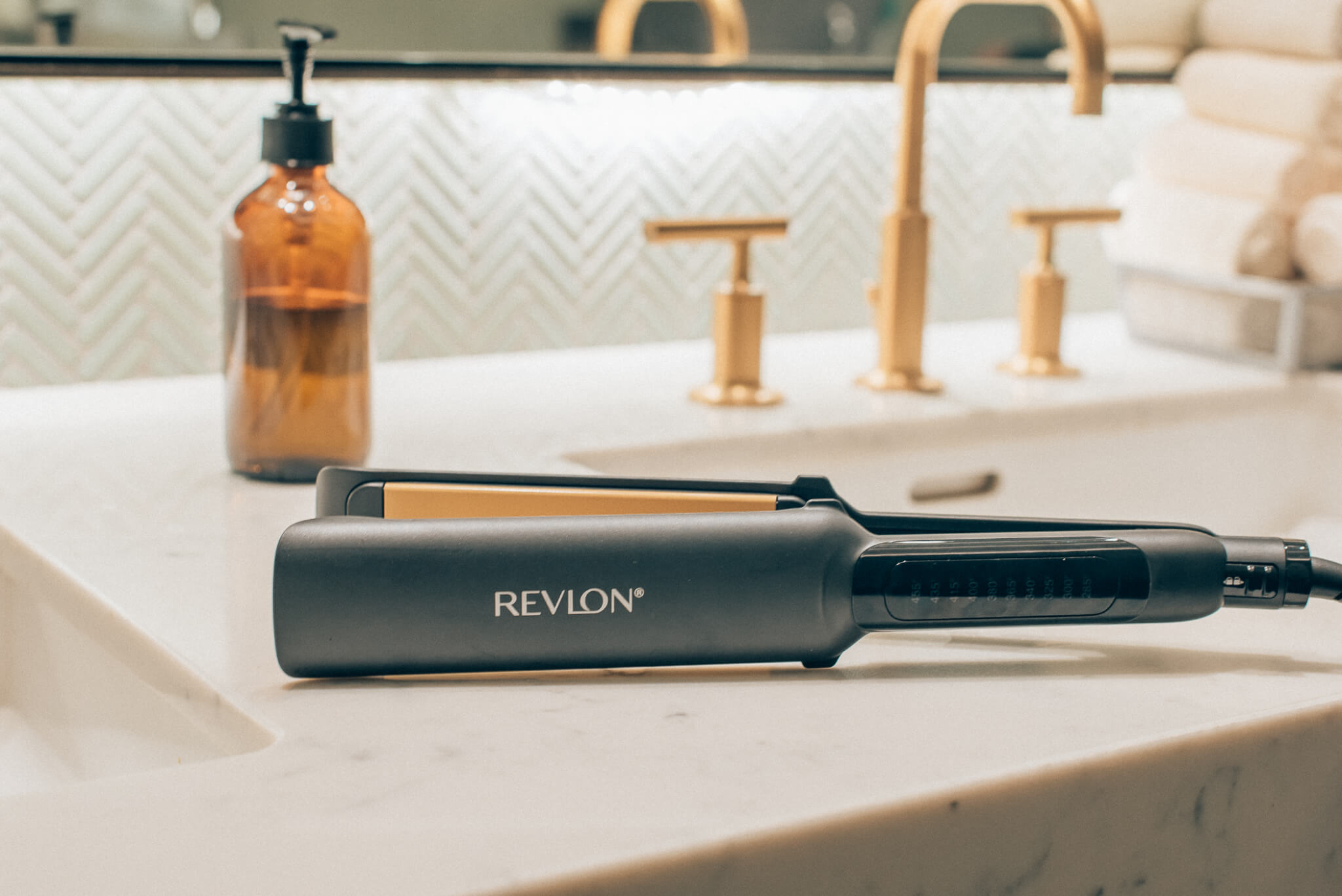 Très Sleek: Smooth and Brilliant with Revlon Hair Tools featured by top San Francisco beauty blog What The Fab