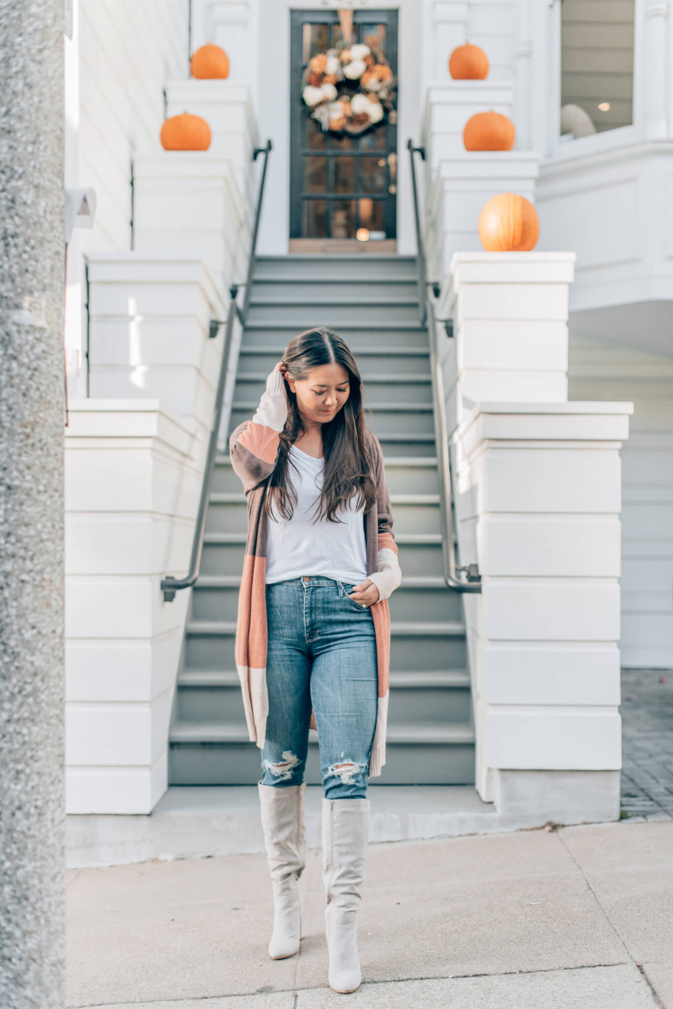 Boots | Sweaters | Clothing | Fall-ing for VICI Clothing featured by top San Francisco fashion blog What The Fab