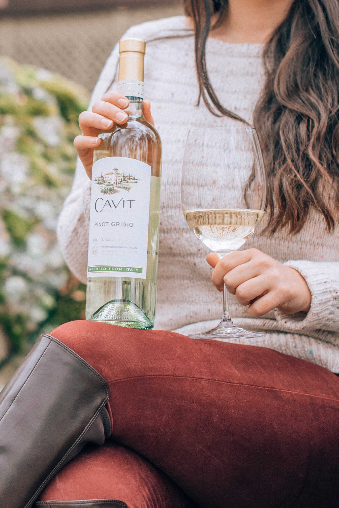 Christmas | Home for the Holidays with Cavit Wine featured by top San Francisco life and style blog What The Fab