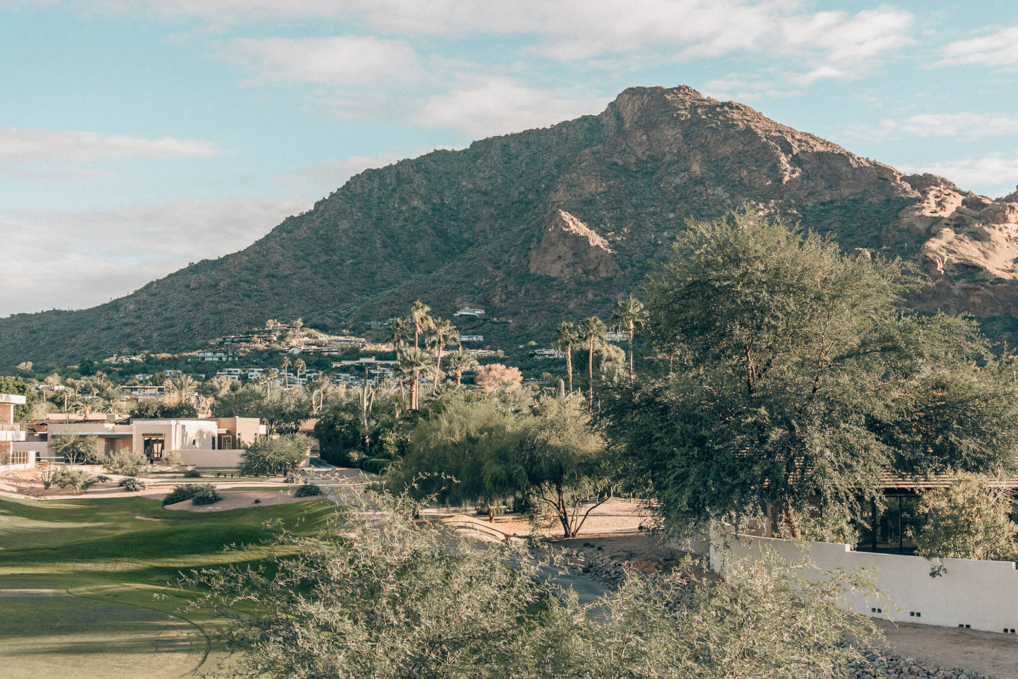 Mountain Shadows Resort Scottsdale