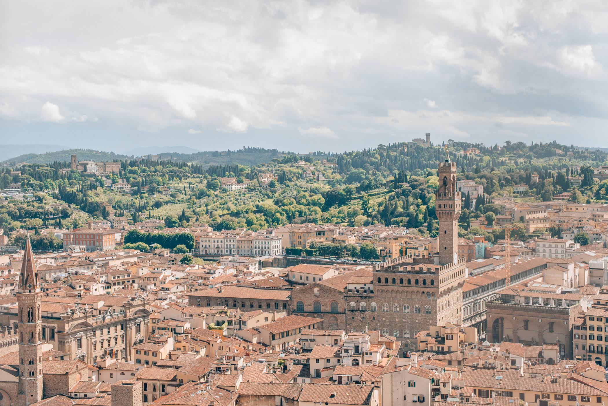Florence Sights, by top travel blogger What The Fab