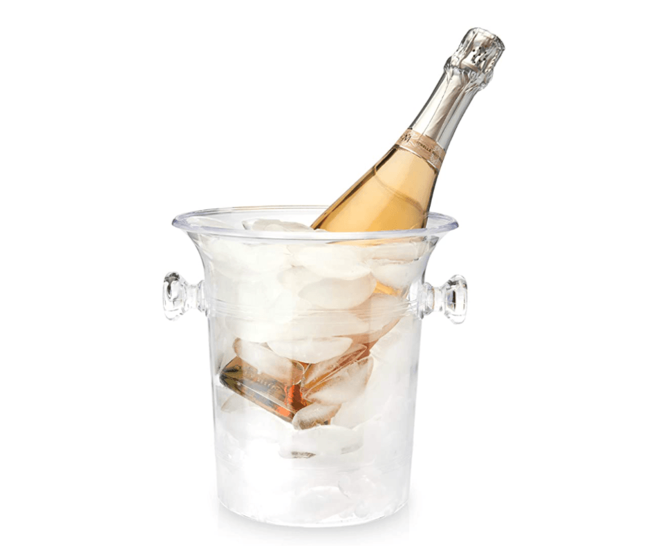 Plastic Champagne Bucket