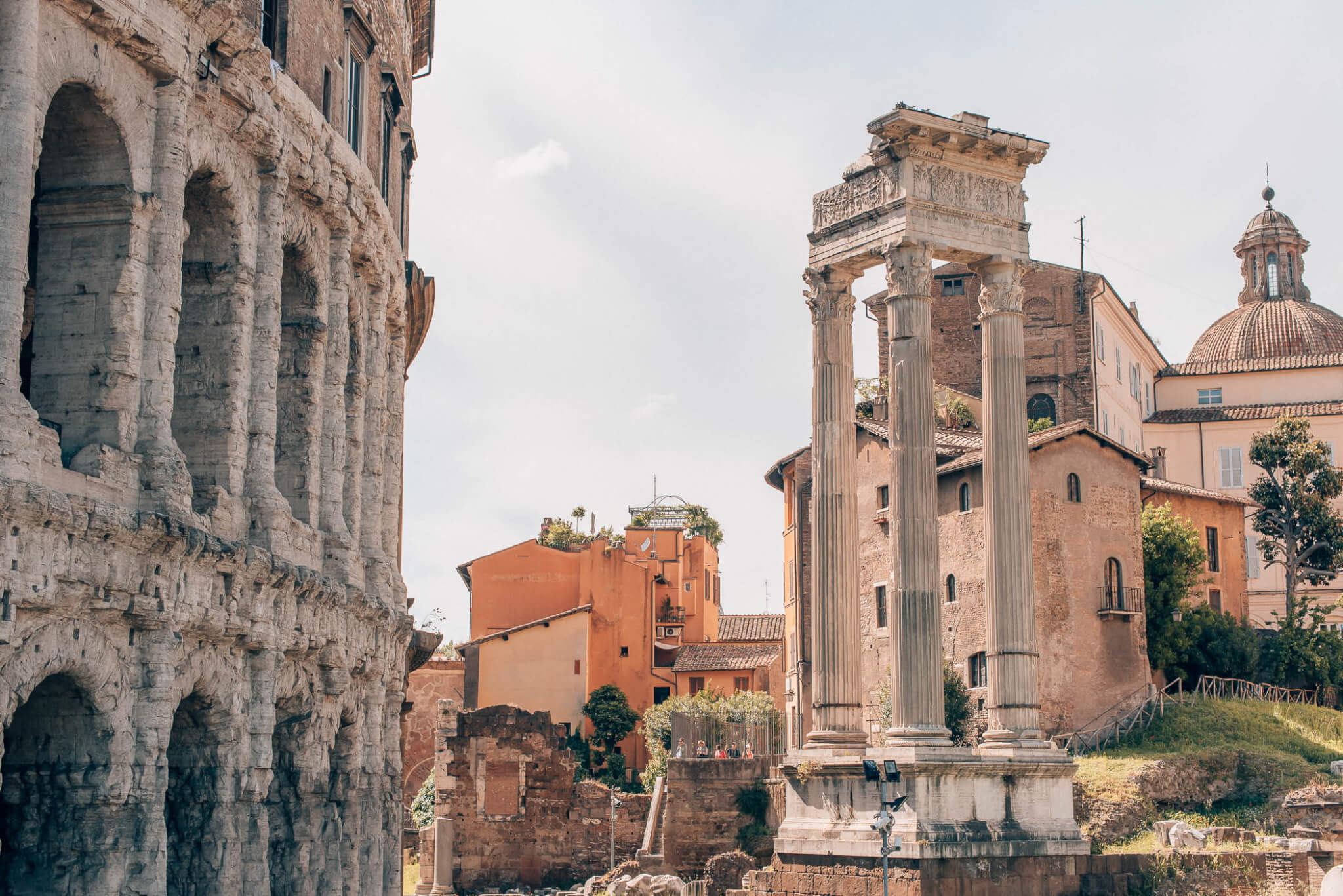 Rome sightseeing: Travel guide by What The Fab