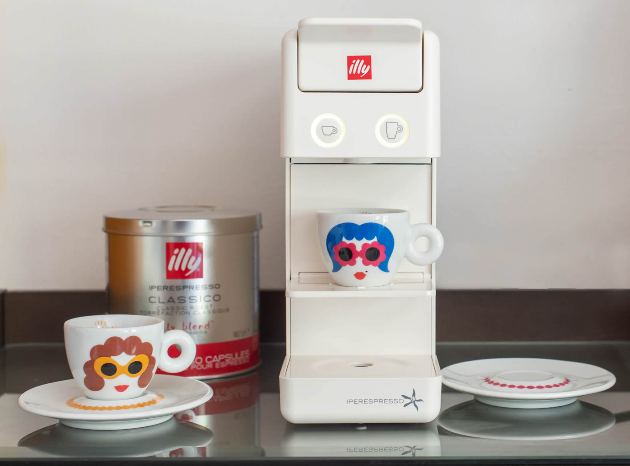 Morning Espresso with illy