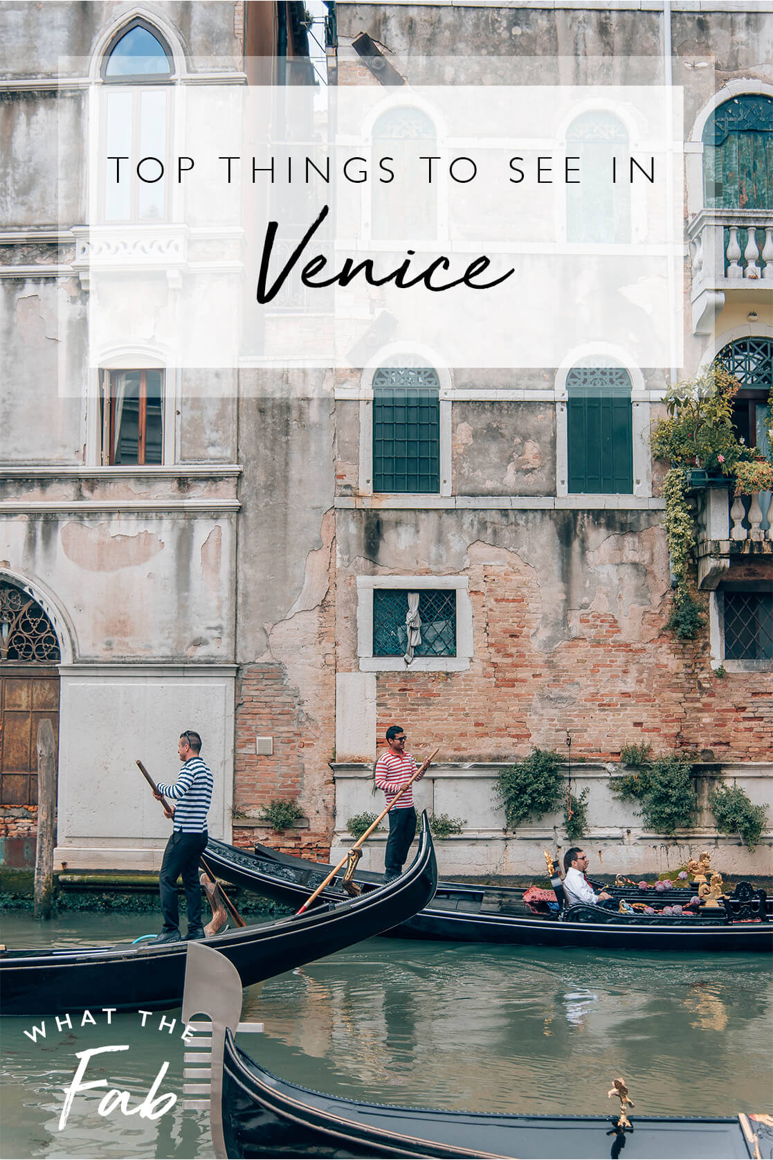 must see in venice