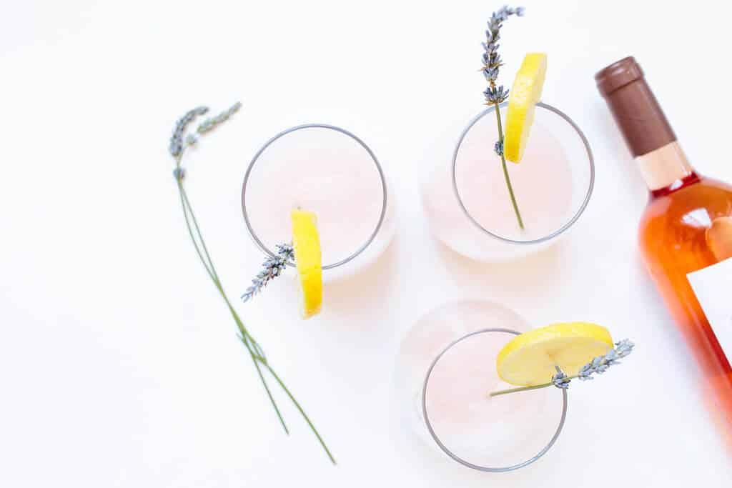 Lavender Frozé Recipe