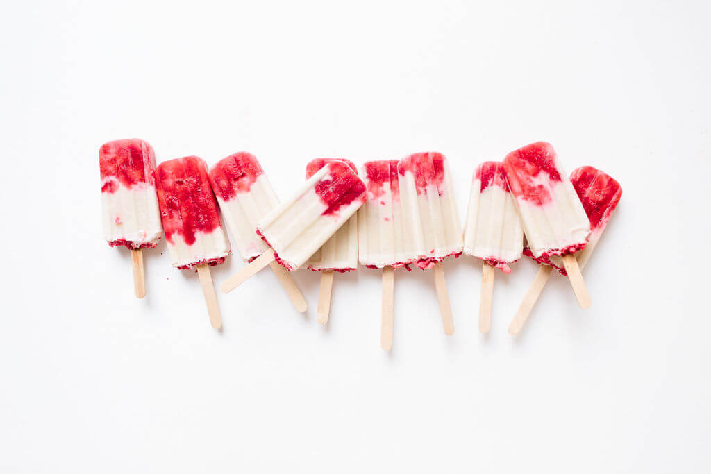 strawberry popsicle recipe