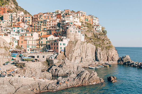 Best Restaurants in Cinque Terre