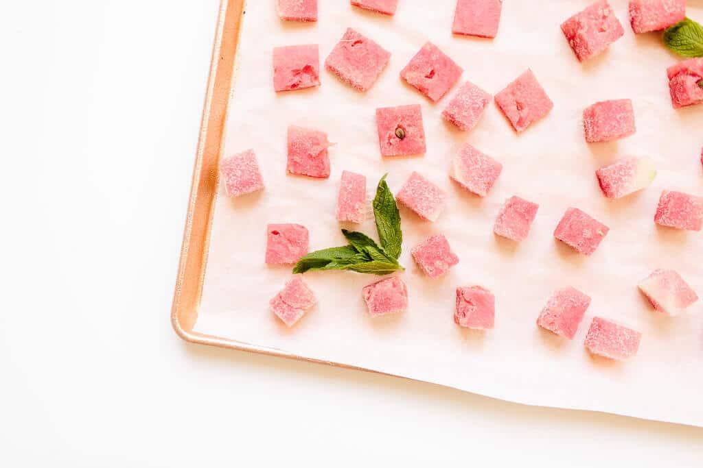 frozen watermelon recipe