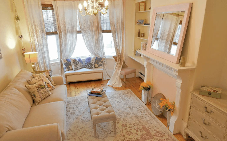 Airbnbs in Boston