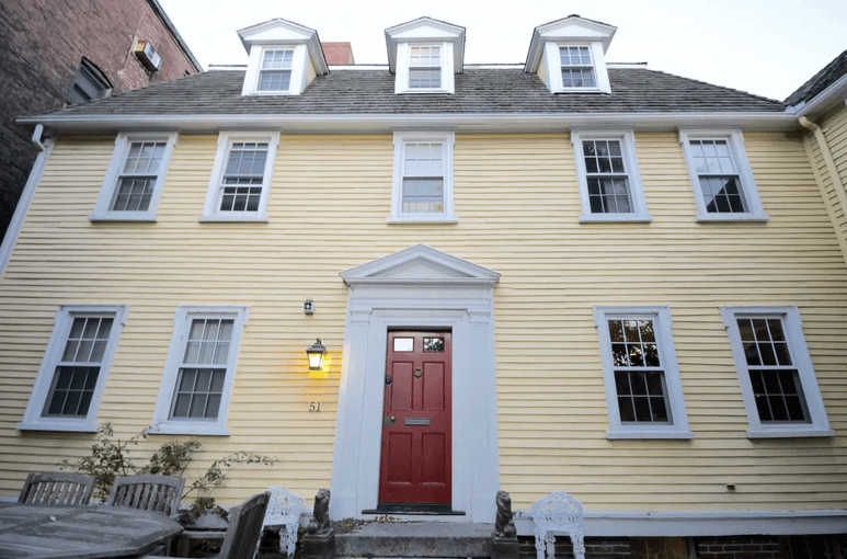 Best Airbnbs in Boston, by top travel blogger What The Fab