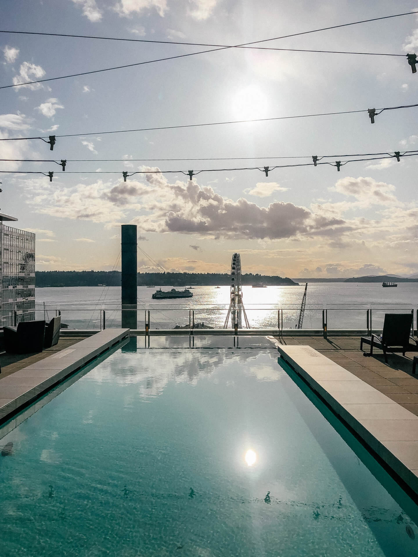 Four Seasons Seattle review, by travel blogger What The Fab