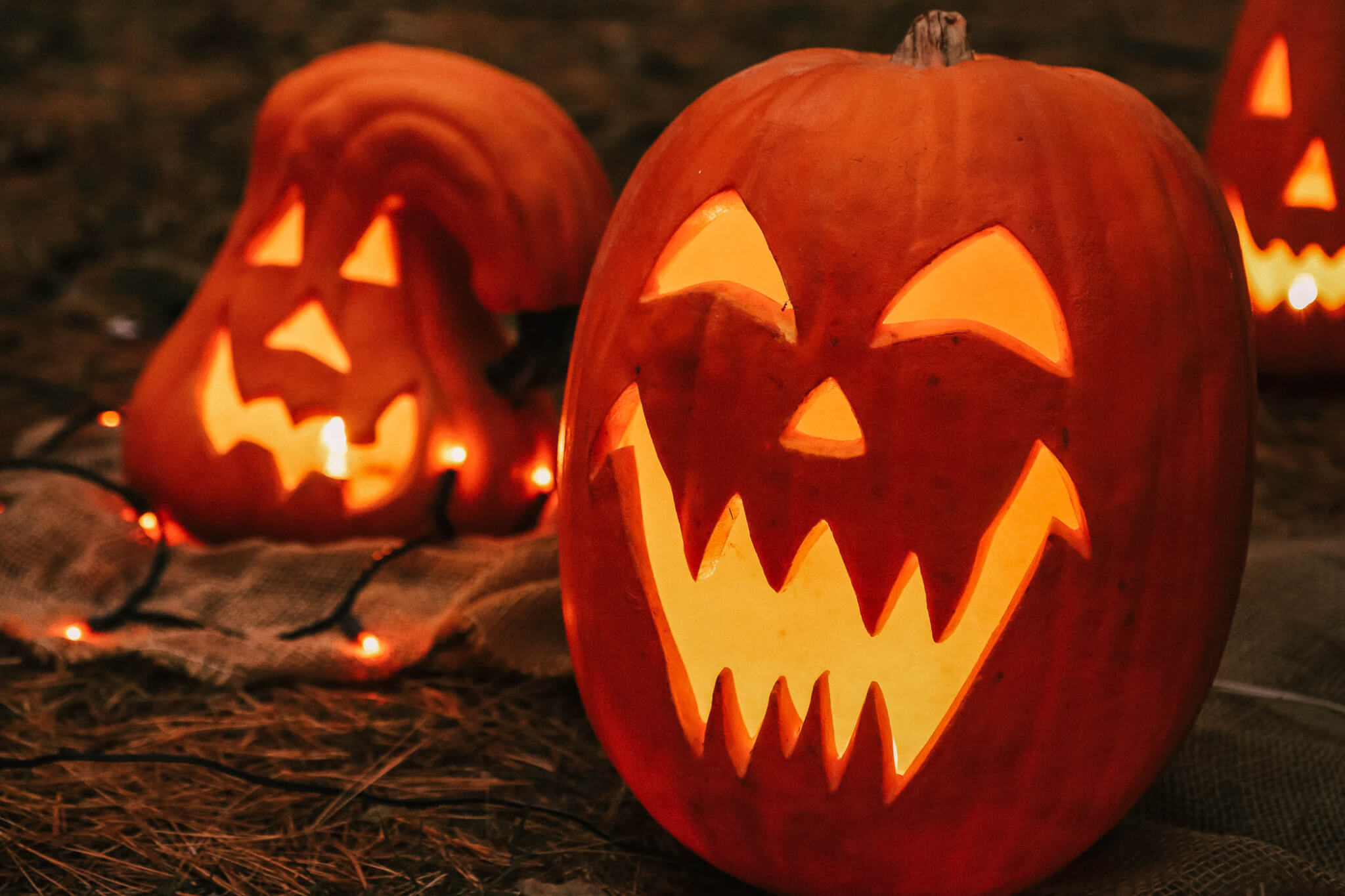 Five Ideas for Halloween Decor