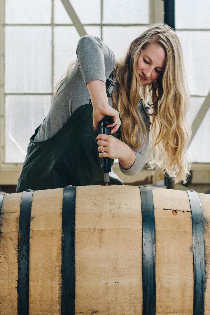 Woman Crush Wednesday: Caley Shoemaker, Head Distiller at Hangar 1 Vodka
