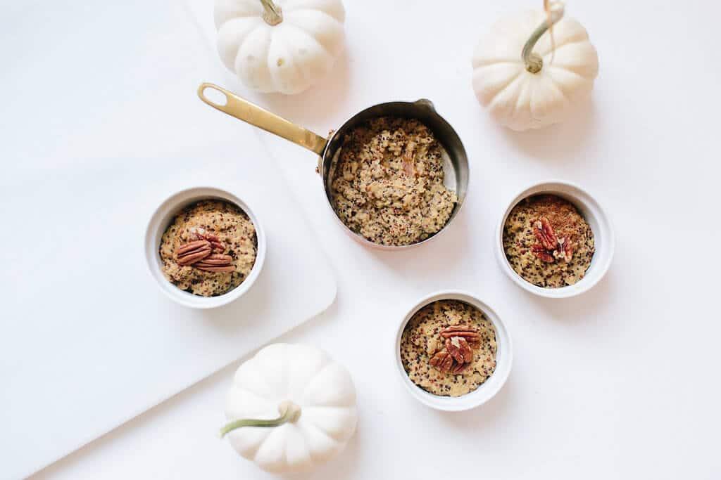 Pumpkin Quinoa