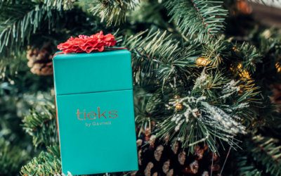Three Ways to Gift Tieks for the Holidays