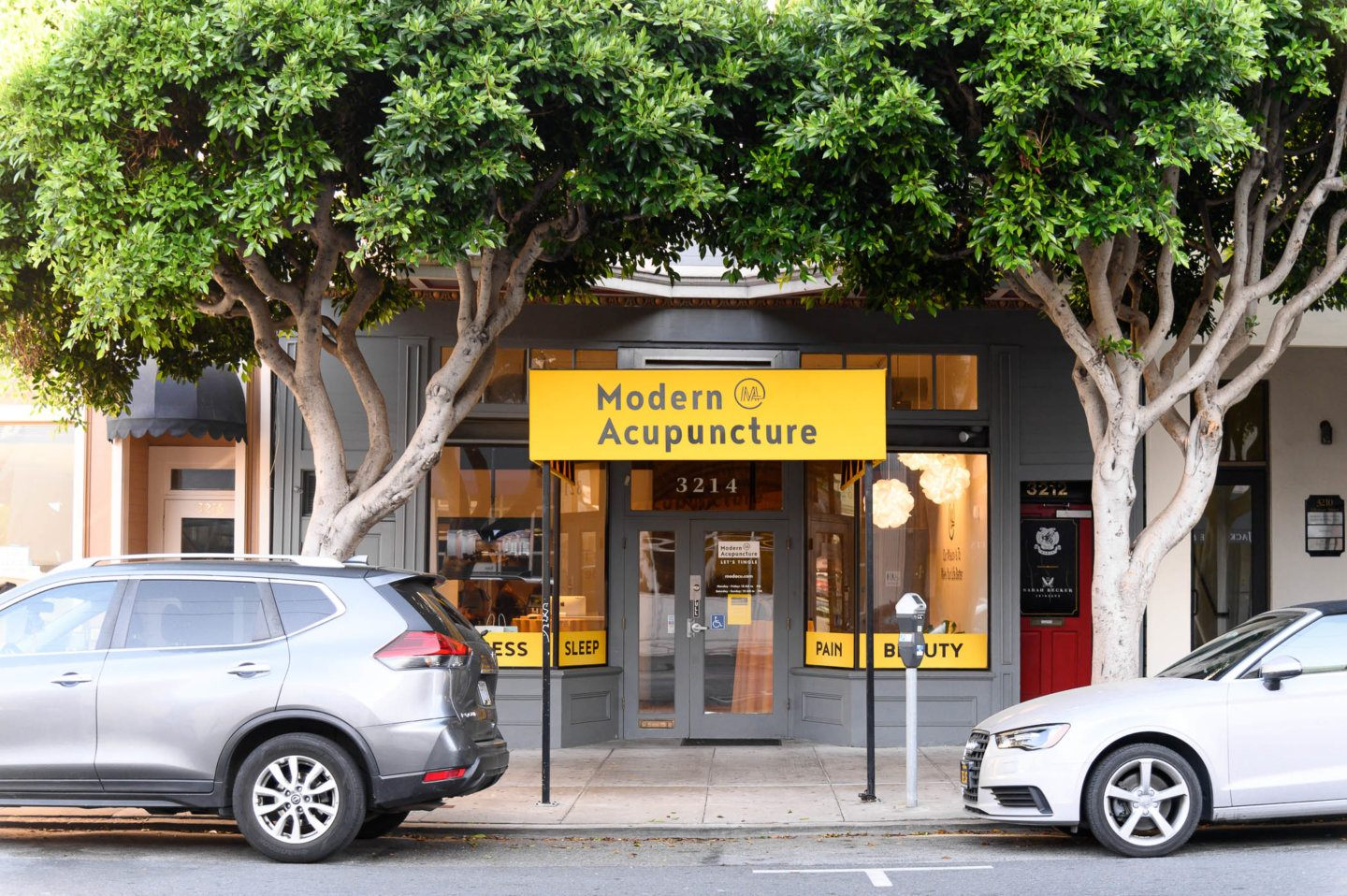 Modern Acupuncture San Francisco review by blogger What The Fab