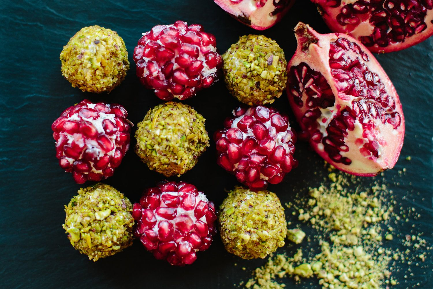 Holiday Cheese Balls