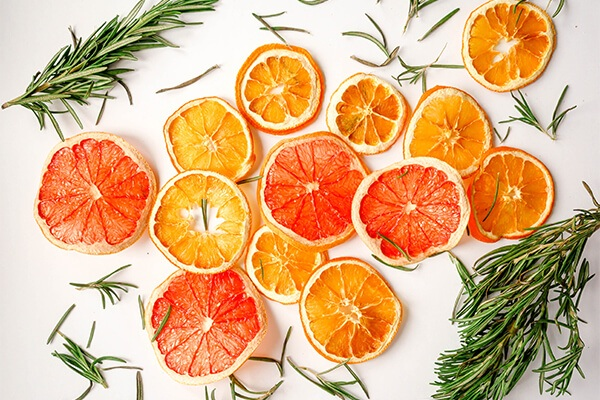 Orange Cinnamon Holiday Potpourri