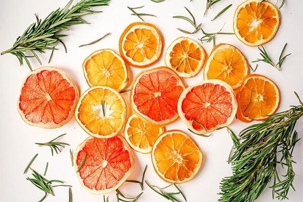 Orange Cinnamon Holiday Potpourri
