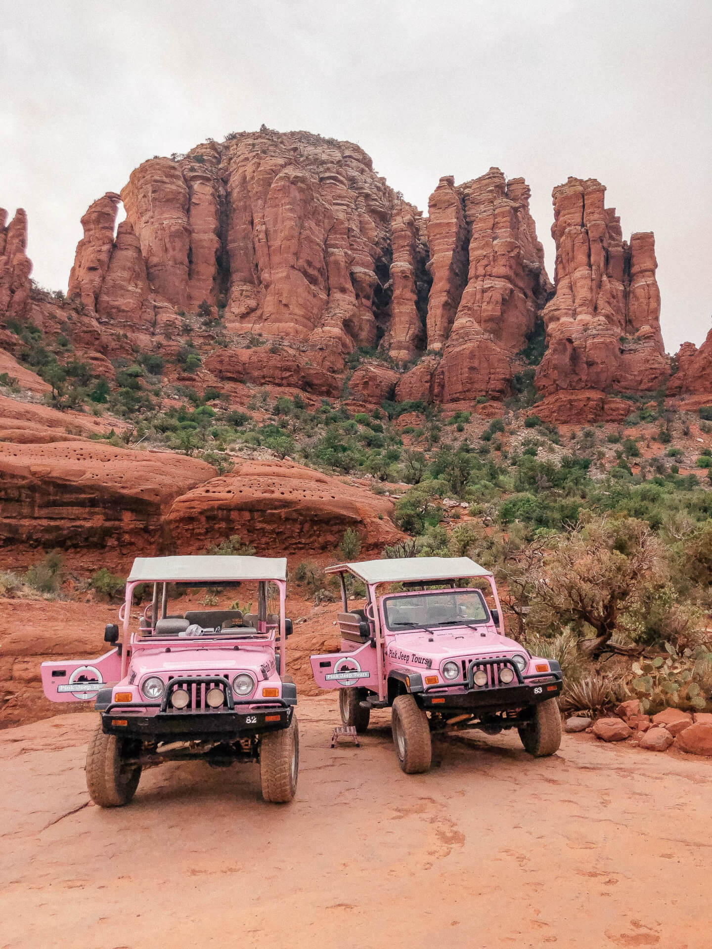 The top things to see in Sedona AZ, by travel blogger What The Fab